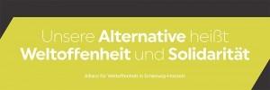 Allianz für Weltoffenheit, Solidarität, Demokratie und Rechtsstaat