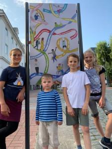 Platz der Kinderrechte in Rendsburg